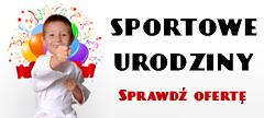 Sportowe urodziny